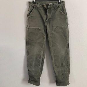 Carhartt women's work pants
